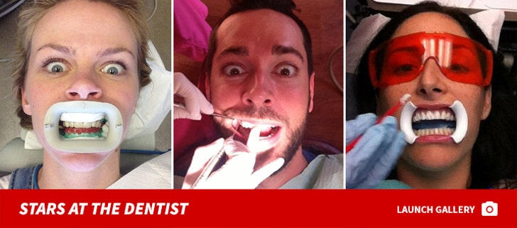 Famous Fangs -- The Oral Inspections