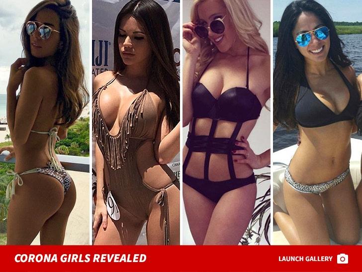 Corona Girls Revealed
