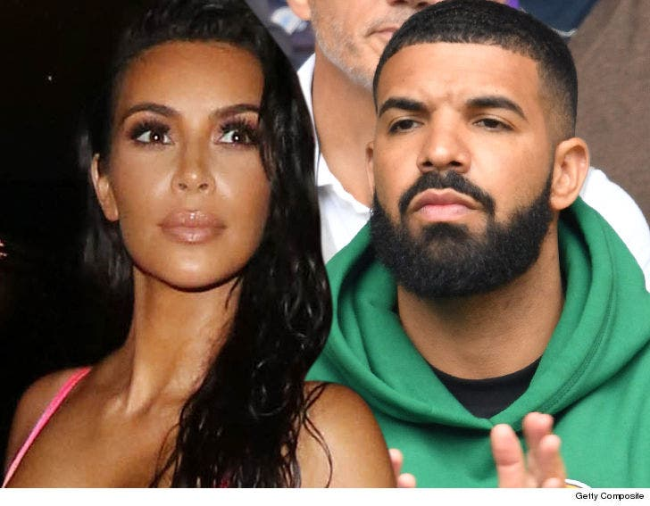 Kim Kardashian Sources Say She Never Hooked Up with Drake