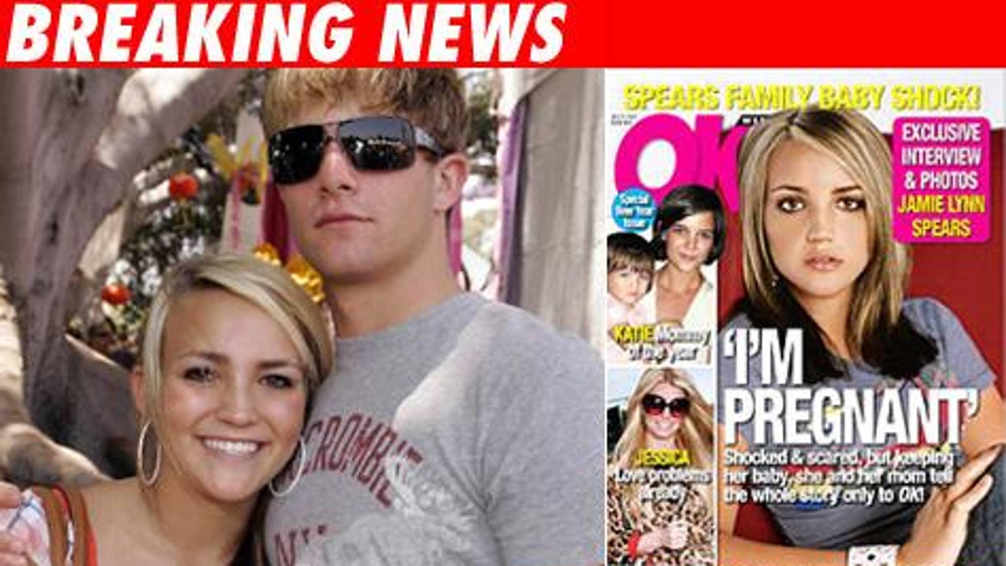 16 Year Old Jamie Lynn Spears Is Pregnant