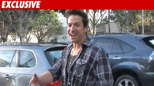 98 Degrees Star -- No Stripping At Chippendales!!