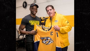 Waffle House Hero James Shaw Jr. Honored By Nashville Predators