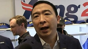 Andrew Yang Hangs With Donald Glover After Celeb Endorsement