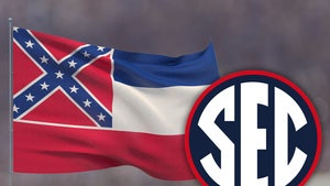SEC Urging Mississippi To Change State Flag, Threatens To Pull Title Games