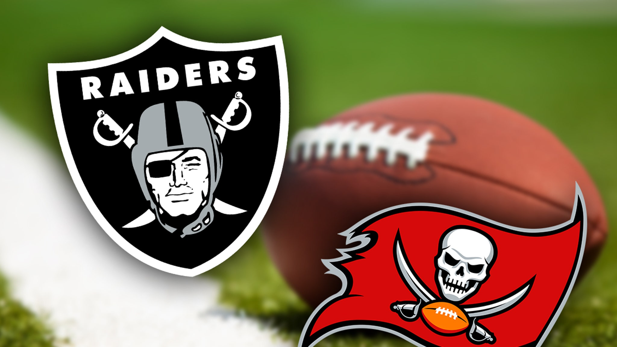 Raiders vs. Bucs NFL Bumps Game from Sunday Night Spot ... Over COVID Fears