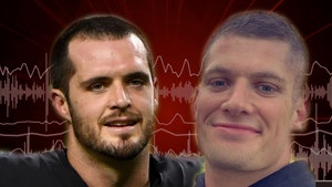 Derek Carr On Carl Nassib, 'If You Want To Mess With Him, You Have To Go Through Us'