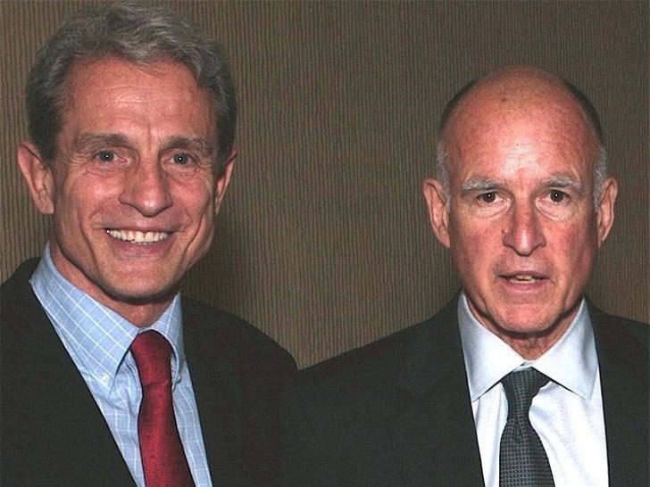 Ed Buck's Politician Photos
