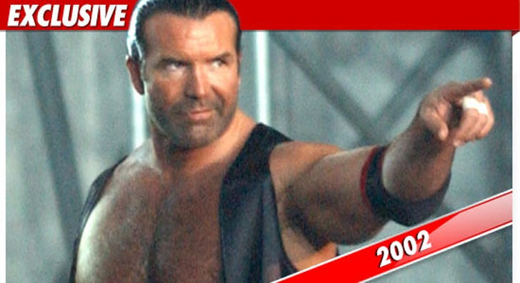 Scott Hall Sentenced to Jail Over Drunken Arrest
