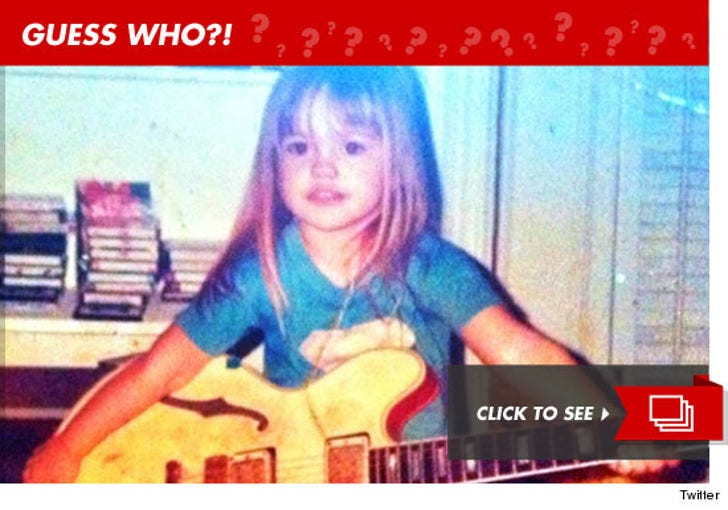 Guess Who These Cute Kids Turned Into -- Part 1