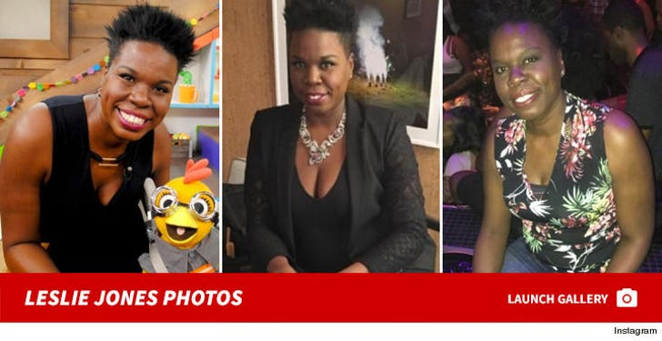 Leslie Jones Photos