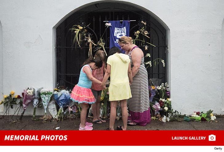 Emanuel African Methodist Episcopal Church Memorial Photos