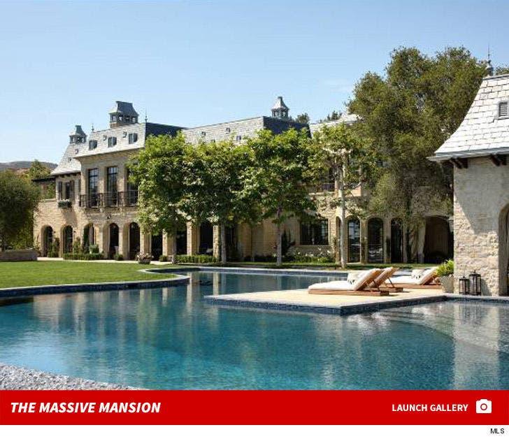 Dr. Dre's Massive Mansion