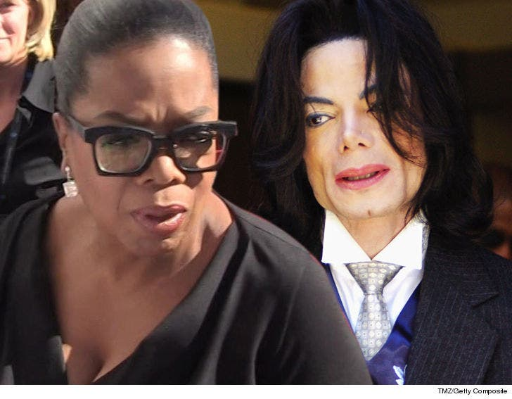 Michael Jackson Fans Attack Oprah in Wake of 'Leaving Neverland'