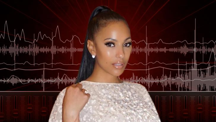 LeSean McCoy Ex-GF's Frantic 911 Call 'My Face is Demolished'