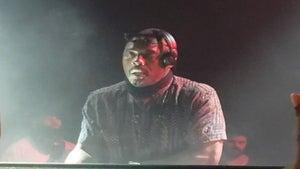 Idris Elba DJ's at Coachella Week 2 and Shows How It's Done