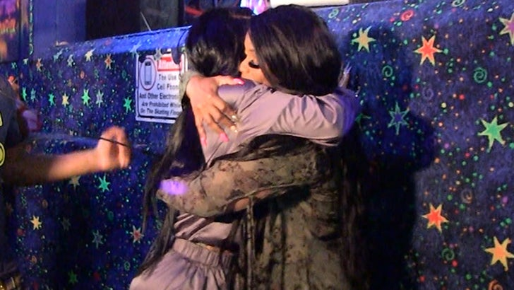 Blac Chyna Makes Up with Her Mom, Tokyo Toni, After PublicBeef