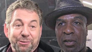 James Dolan Calls For Peace With Charles Oakley After Lawsuit Dismissed