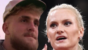 Jake Paul Invites Olympian Katie Nageotte To His Fight, Gold Medalist From Cleveland!