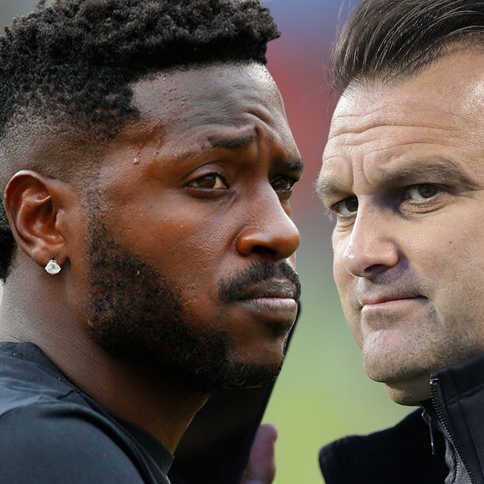 Antonio Brown Fired By Agent Drew Rosenhaus, You Need Help!