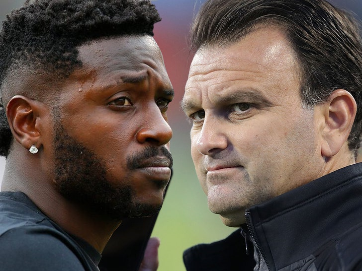 Rosenhaus severs ties with Antonio Brown until he gets help