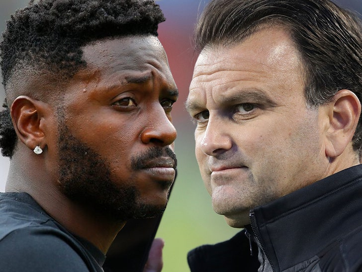 Rosenhaus Won't Represent Antonio Brown Unless He Seeks Counseling