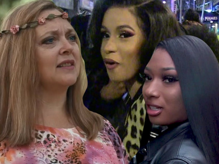 Carole Baskin Says Cardi B Megan Thee Stallion Music Video Harmful To Big Cats