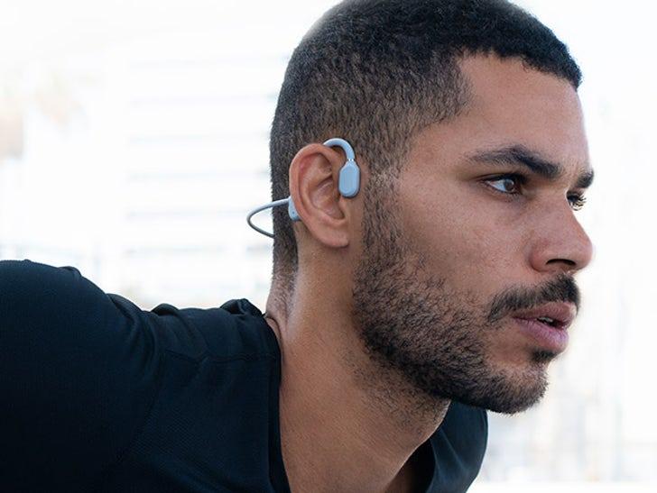 Exobone Bone Conduction Headphones