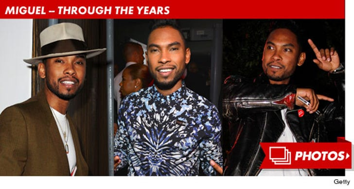 Miguel -- Through the Years