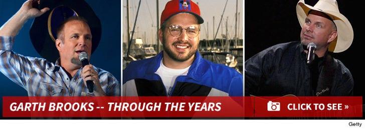 Garth Brooks -- Through the Years