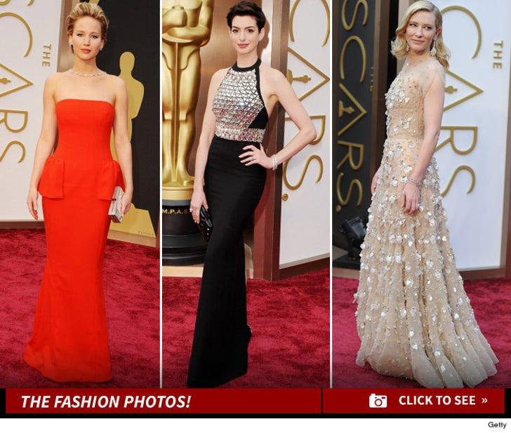 2014 Oscars -- Hits, Run and Errors!