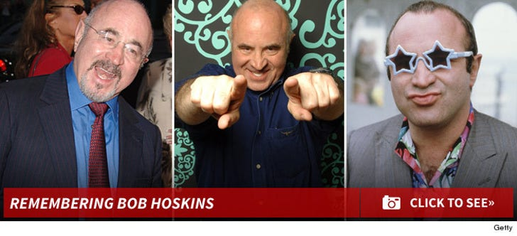 Remembering Bob Hoskins
