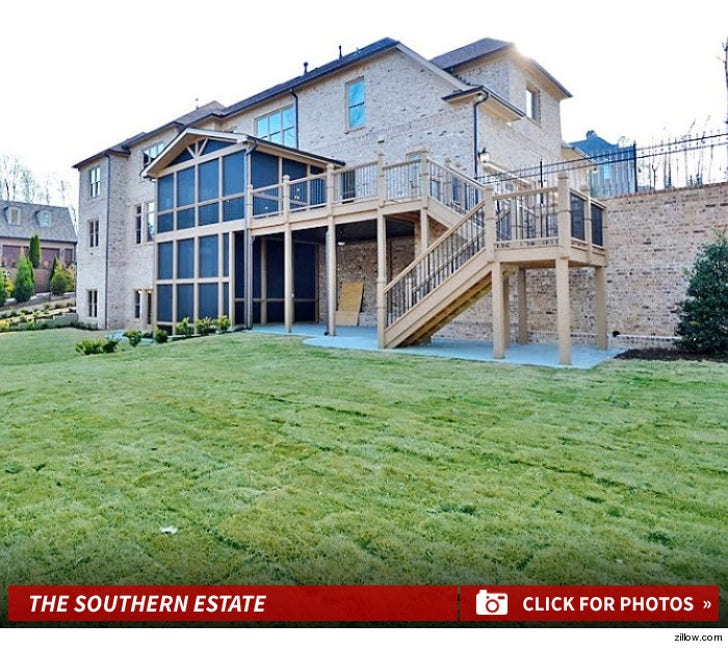 Young Jeezy's New Big House