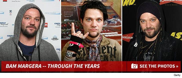 Bam Margera -- Through the Years
