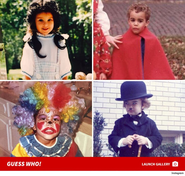 Guess Who These Costumed Kids Turned Into! Pt. 2