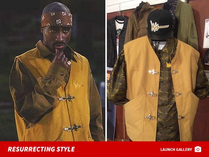 Tupac Biopic Clothes - Resurrecting Style