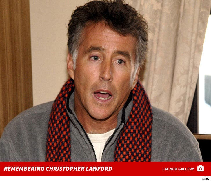 Remembering Christopher Lawford