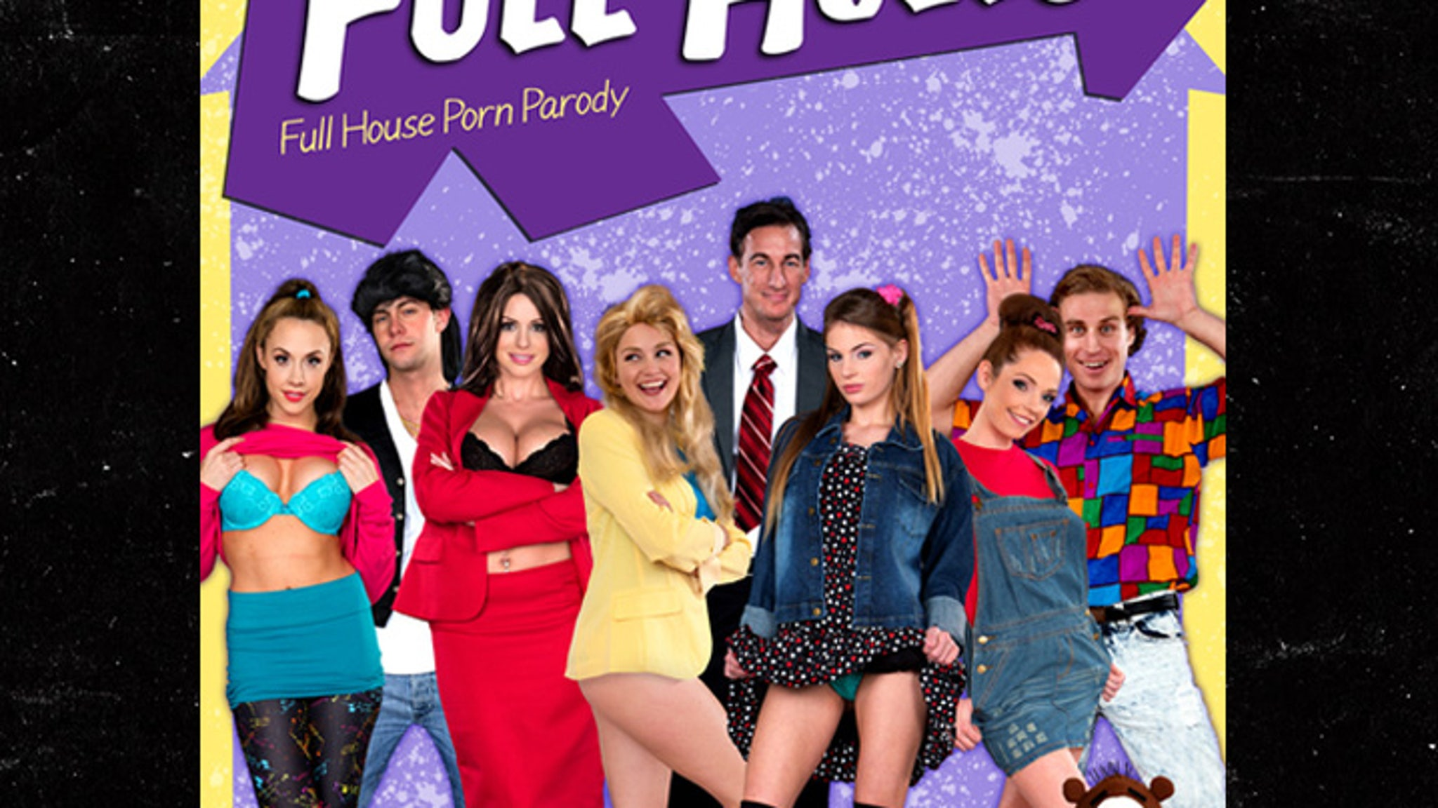 Full Holes Full House Parody - Hot XXX Pics, Free Porn ...
