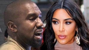 Kim Kardashian and Kanye West 'Trying' to Save Relationship