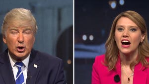 'SNL' Mocks Dueling Trump/Biden Town Halls