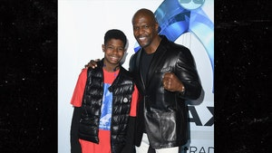 Terry Crews' Son Isaiah Banking $15k Per Episode for 'Side Hustle'