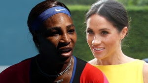 Serena Williams Praises Meghan Markle For Oprah Interview, 'So Proud Of You'