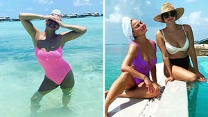 Chrissy Teigen and John Legend's Tropical Vacation