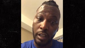 Kwame Brown Rejects Matt Barnes' Face-To-Face Invite, 'F*** You Mean?'