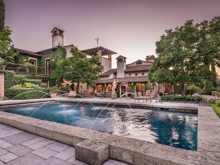 Joe Montana's $30 Million Mansion Up For Sale, 500 California Acres!