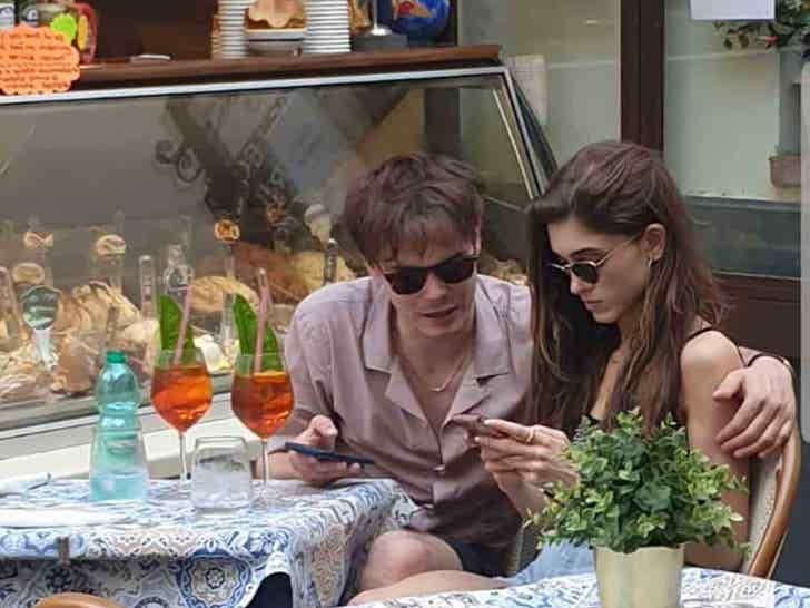 'Stranger Things' Stars Blow Netflix Cash On Romantic Italy Trip