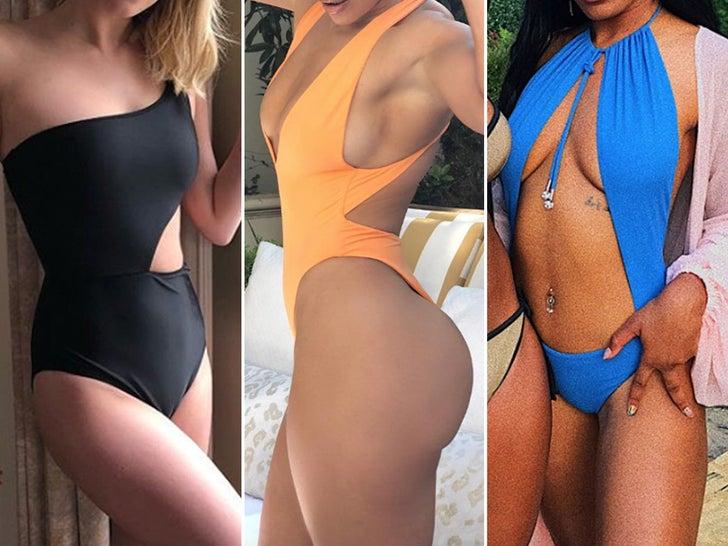 'Hustlers' Babes Hot Shots -- Guess Who!