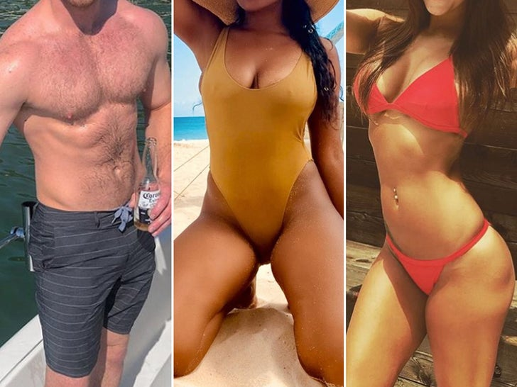 'Love Is Blind' Cast Hot Bods -- Guess Who!