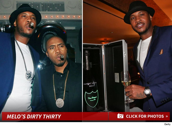 Melo's Dirty 30