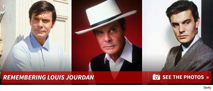 Remembering Louis Jourdan