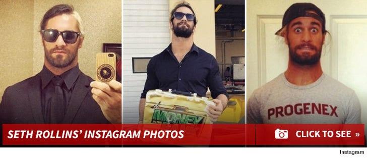Seth Rollins' Instagram Photos